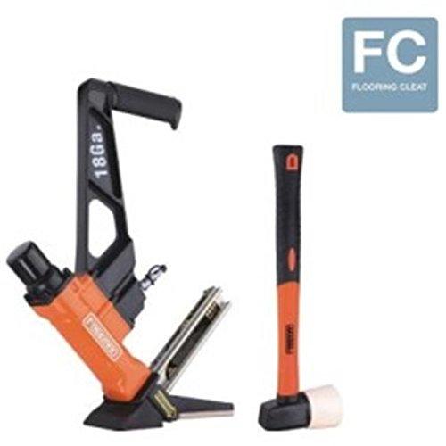 Freeman PF18GLCN 18g L-Cleat Flooring Nailer /RM#G4H4E54 E4R46T32531497
