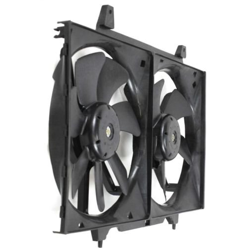 MAPM Premium ALTIMA 98-01 RADIATOR FAN SHROUD ASSEMBLY, Exc 00-01 M.T. by Make Auto Parts Manufacturing (Image #3)