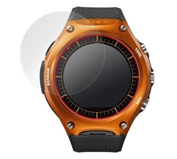 MIYAVIX Smart Outdoor Watch WSD-F10 OverLay Plus Anti-Glare Screen Protector Anti-Fingerprints OLWSDF10/2/12