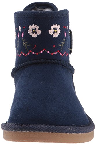Pictures of Carter's Girls' Tiana Fashion Boot Navy Navy 9 M US Toddler 6