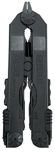 Gerber Diesel Multi-Plier, Black [22-01545]