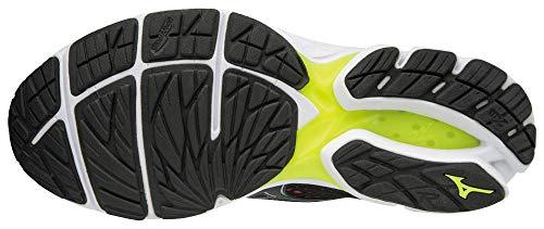 Mujer 001 Wave Multicolor Rider Osaka Yellow black black Para Mizuno Zapatillas safety 22 xFY4nnRS7