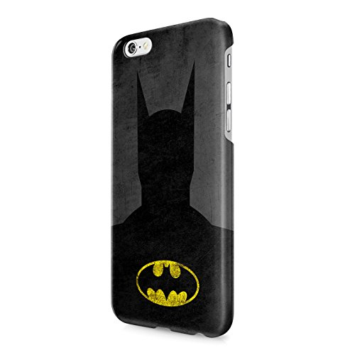 Batman Grunge Hard Snap-On Protective Case Cover For Iphone 6 / Iphone 6S