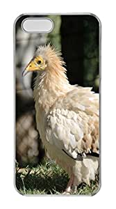 IPhone 5S Case, IPhone 5S Cases Hard Case San Diego Wild Animal Park Case For IPhone 5S, IPhone 5S PC Transparent Case