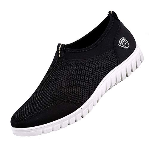 Wristlet Metal Mesh (Todaies Men's Casual Shoes Sneakers Mesh Breathable Comfortable Shoes Loafers Footwears)