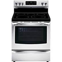 Kenmore 5.4 cu. ft. Self Clean Electric Range with Convection Oven, includes delivery & hookup