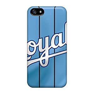 High-quality Durability Case For Iphone 4s(kansas City Royals)