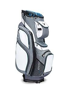 Callaway Golf Org 14 Cart Bag Golf Bag Cart 2017 Org 14 White/Titanium/Blue
