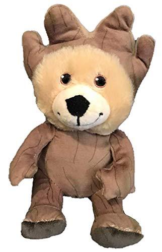 Build A Bear Guardians of The Galaxy Mega Minis - Groot Teddy Bear Plush Doll Teddy from Build A Bear