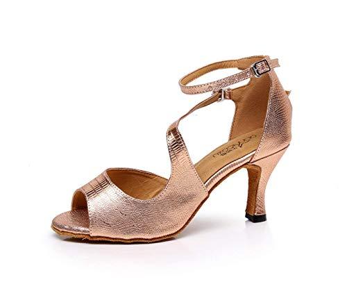Dance Yingsssq Danse Party Salle Latine Salsa De Pour moderne jazz samba Chaussures En Soirée thé Femme tango 11EFwx6rq