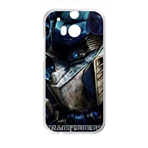 Happy Transformers Cell Phone Case for HTC One M8