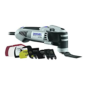 dremel mm40 06 multi max 3 8 amp oscillating tool kit with. Black Bedroom Furniture Sets. Home Design Ideas