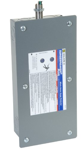 Square D by Schneider Electric SDSB1175C SurgeBreaker Plus Whole House Secondary Surge Protective Device