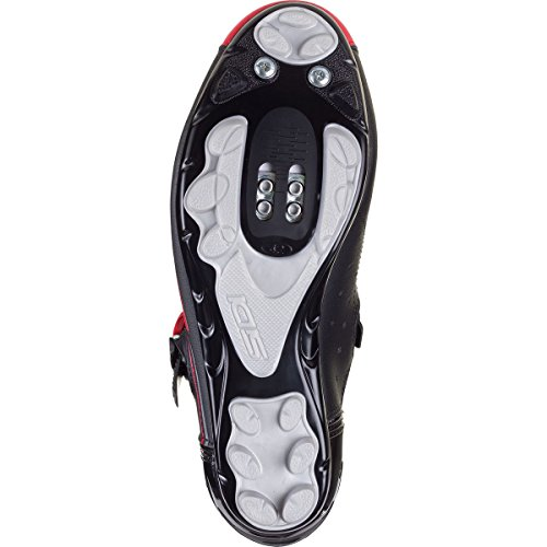 free shipping latest collections Sidi Dominator Fit Shoes - Men's Black/Red sale pre order qtT7Vmw