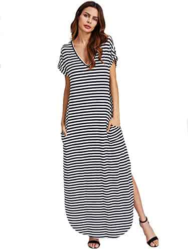 a4770a9e8f7d Shopping 3 Stars & Up - Stripes - Dresses - Clothing - Women ...