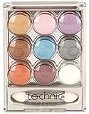 Technic 9 Pot Cream Eye Shimmer Eye Shadow - Set 2