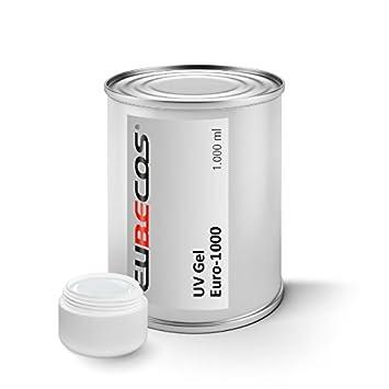 Aufbaugel Klar Dickeuro 2600 Clear Builder Gel 1000 Ml Amazon