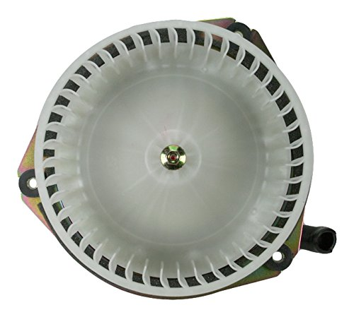 Heater Blower Motor w/Fan Cage For 86-95 Nissan Pathfinder D21 Pickup Truck ()