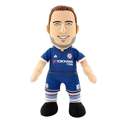 Chelsea FC Eden Hazard Plush Figure, 10