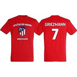 ATLETICO MADRID T-Shirt Antoine Griezmann - Collection Officielle Taille Enfant