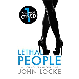 Lethal People Audiobook