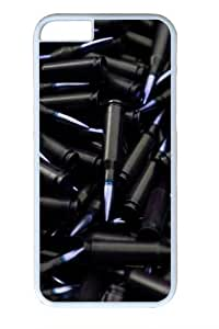 Ammunition bullets Polycarbonate Hard Case Cover For Ipod Touch 4 White