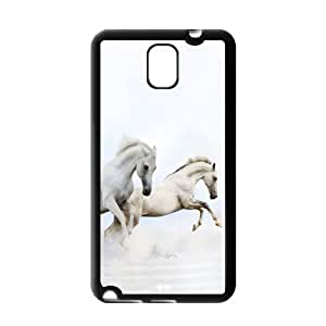Fashion Custom Unique Running Horse Durable Protection Hard Cover Case For Samsung Galaxy Note 3 III TPU Kimberly Kurzendoerfer