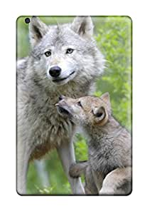 Julian B. Mathis's Shop 9049334K31374263 Defender Case With Nice Appearance (animal Wolf) For Ipad Mini 3
