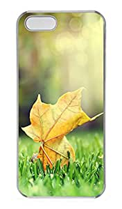 iPhone 5s Cases & Covers - A Leaf Custom PC Soft Case Cover Protector for iPhone 5s - Transparent