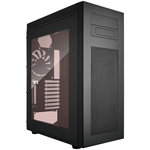 Rosewill ATX Full Tower Gaming PC Computer Case, Supports EATX Motherboards, Supports Dual PSU, Optional 360mm Water Cooling Radiator, Supports up to 7 Fans - Rise (Best Atx Full Tower Case)