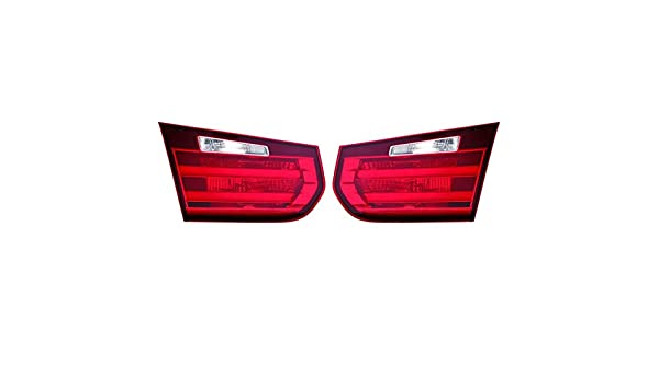 for 2012 2015 NSF BMW 3 Series Sedan LH Left Driver Taillamp Taillight Outer