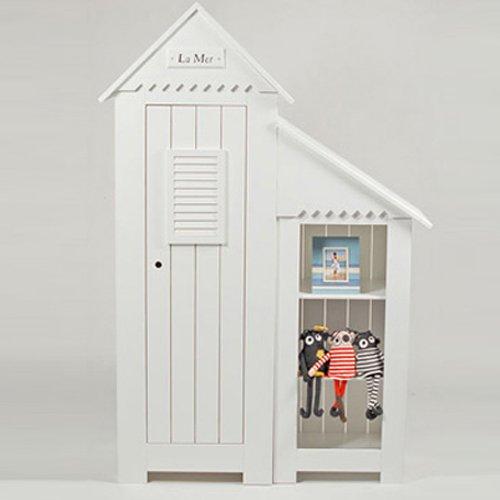 lounge-zone 1-türiger Kinderschrank Kleiderschrank ... | {Kinderschrank 32}