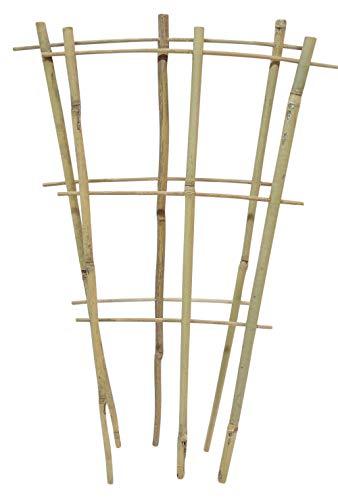 coMarket Natural Color Bamboo Trellis 18 inches Tall