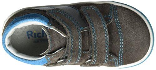 Gris Bébé Richter Chaussures pebble Sing Garçon Marche Pebble caribic caribic q0FBtx0w