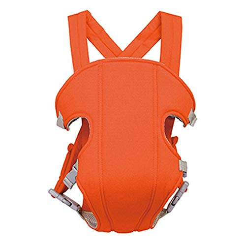 New Infant Backpack Adjustable Baby Toddler Newborn Safety Carrier 360 Four Position Lap Strap Soft Baby Sling Carriers Hip Seat,Green