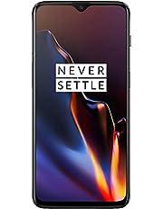OnePlus 6T Dual Sim - 128GB, 6GB RAM, 4G LTE, Mirror Black