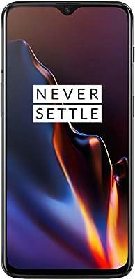 OnePlus 6T Dual Sim - 128GB, 6GB RAM, 4G LTE, Mirror Black: Amazon com