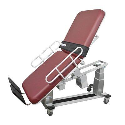 Oakworks Vascular Ultrasound Table With Fowler (27'' Width)