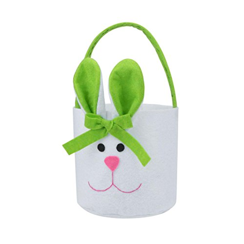 Kids Candy bags HP95 Creative Easter Rabbit Gift Candy Bag f