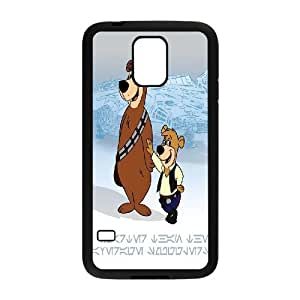 CHENGUOHONG Phone CaseLovely Yogi Bear For Samsung Galaxy S5 -PATTERN-13