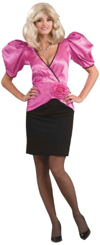 (Forum Novelties Women's 80's Soap Star Costume, Pink,)