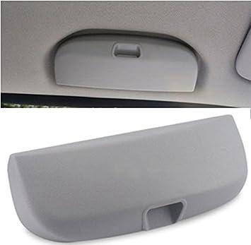 Soporte de gafas de sol gris ICTRONIX, parte de repuesto, compartimento, para Mercedes-Benz GLK, GLC, GLE, clase ABEC 2011 – 2015