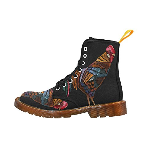 D-story Schoenen Mode Veterschoenen Voor Mannen Multicoloured17