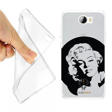 Monroe Hoop Cover Case for Huawei Y5 II Matt: Amazon co uk: Electronics