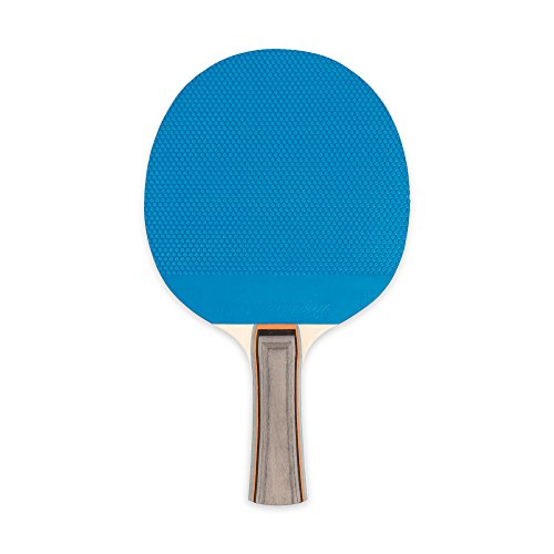 Champion Sports Table Tennis Paddle, Assorted Colors (Champion Tennis Racquet)