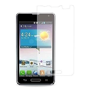 Reiko SCP10-LGMS659 Protector de pantalla para LG Optimus F3 LS720, MS659, VM720 (2 unidades)