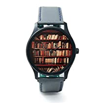 BigOwl Bookshelves Analog Premium Men's Wrist Watch 20020745