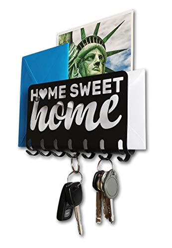 Home Sweet Home Key Mail Letter Postcard