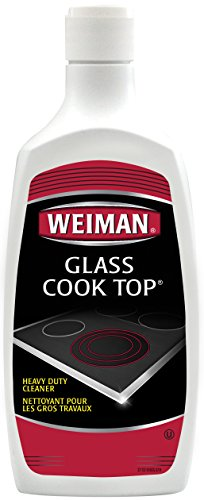 Cooktop Cleaner Polish Weiman Glass Ceramic