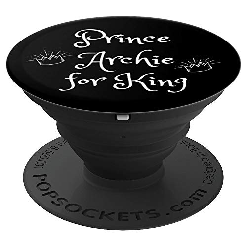 Prince Archie for King Harrison Royal Prince - PopSockets Grip and Stand for Phones and Tablets